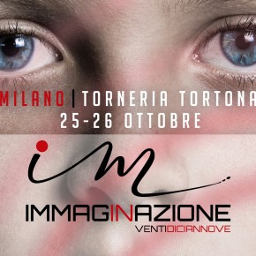 IMMAGINAZIONE 2019   25-26 OTTOBRE   TORNERIA TORTONA MILANO