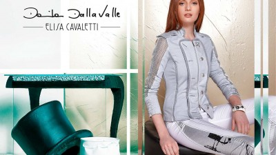Elisa Cavaletti Campaign 2017 by Franco marchesi