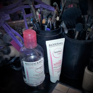BIODERMA Sensibio by Ladydiabolika Make-up
