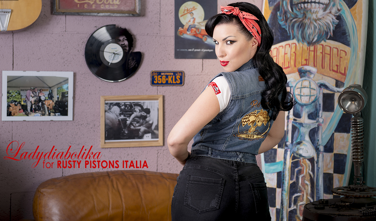 Ladydiabolika for Rusty Pistons Italia 7