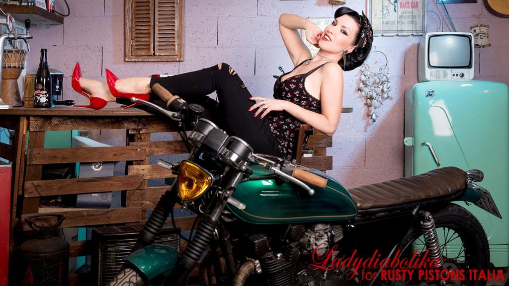Ladydiabolika for Rusty Pistons Italia 12
