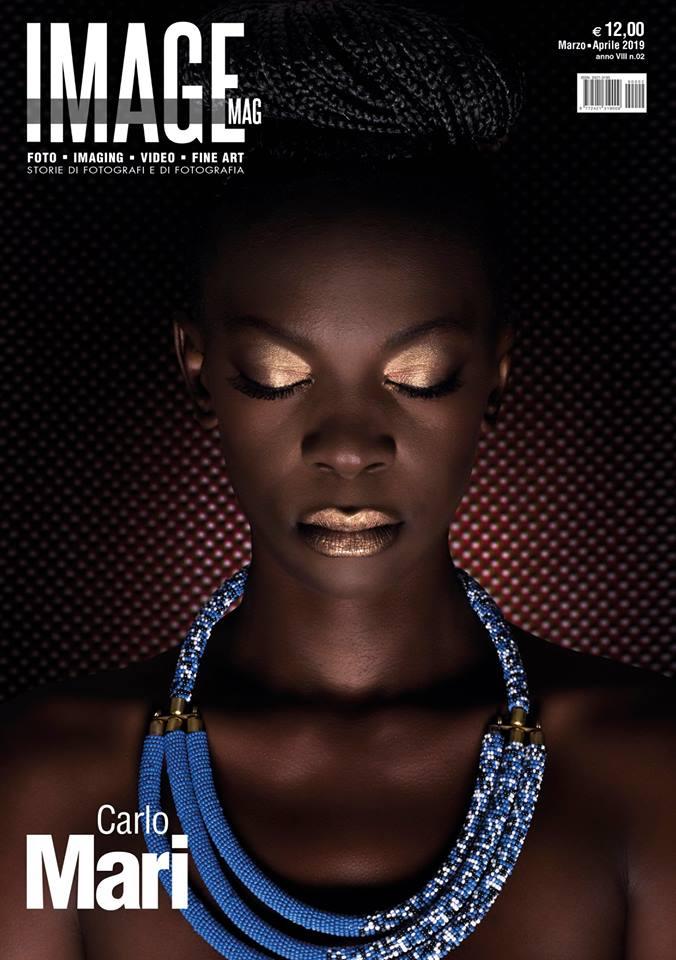 IMAGE MAG – MARZO|APRILE 2019 – cover CARLO MARI