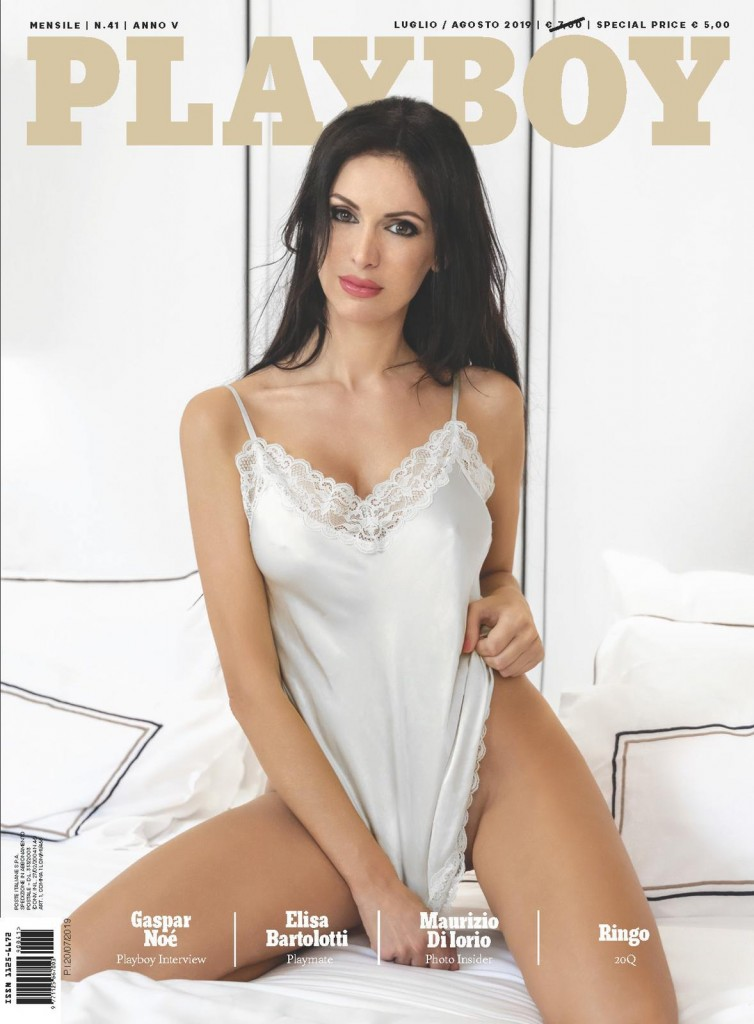 PLAYBOY Cover Story n.41 – Luglio/Agosto 2019