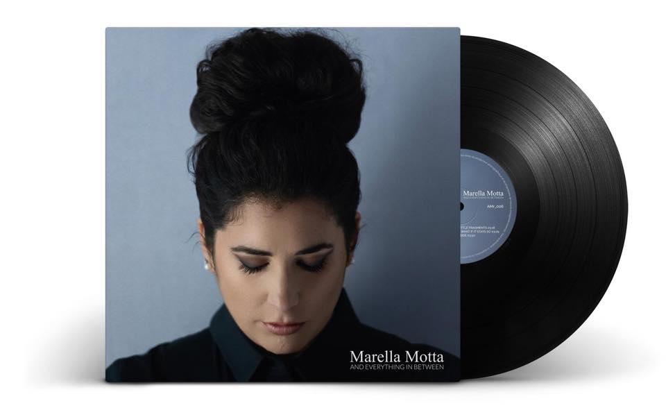 MARELLA MOTTA | VIDEO | ALBUM COVER