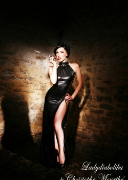 Ladydiabolika Design – Dress