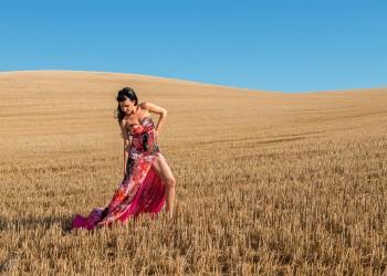 Ladydiabolika Design – Silk Dress