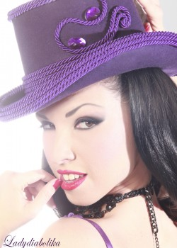 Ladydiabolika Design – Hat