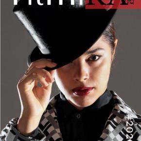 RITMIKA MAGAZINE #202002   Cover+Editorial   Alexandra Agiurgiuculese